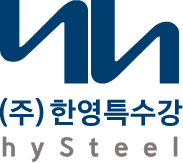KISCO홀딩스의 계열사 한영특수강(주)의 로고