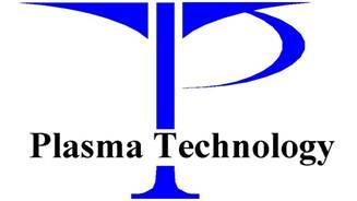 디아이동일의 계열사 (주)플라즈마텍의 로고