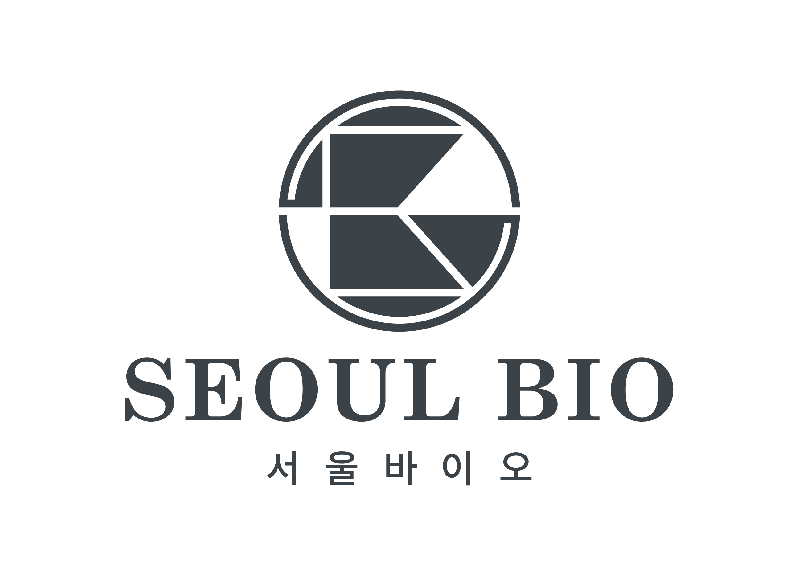(주)서울바이오씨앤브이의 기업로고