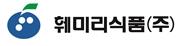 크라운해태홀딩스의 계열사 훼미리식품(주)의 로고