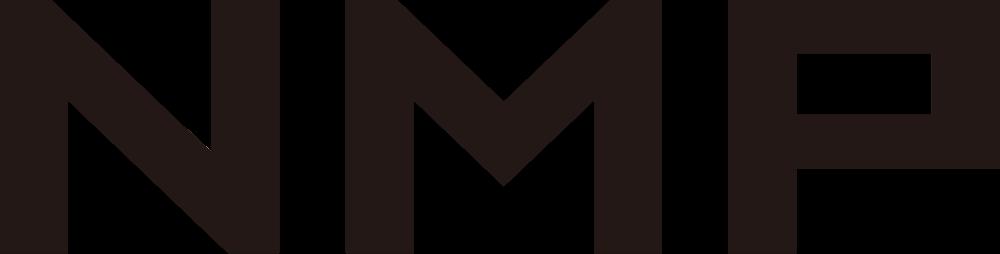 넥슨의 계열사 (주)엔미디어플랫폼의 로고