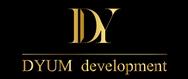 (주)디와이유엠 디벨롭먼트의 기업로고