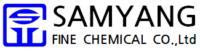 제오빌더의 계열사 (주)삼양정밀화학의 로고