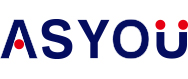 환인제약의 계열사 애즈유(주)의 로고
