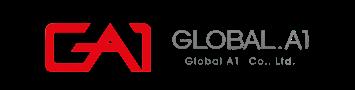 (주)글로벌에이원의 기업로고