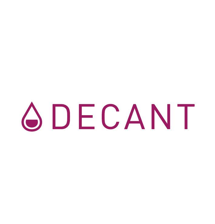 디캔트의 기업로고
