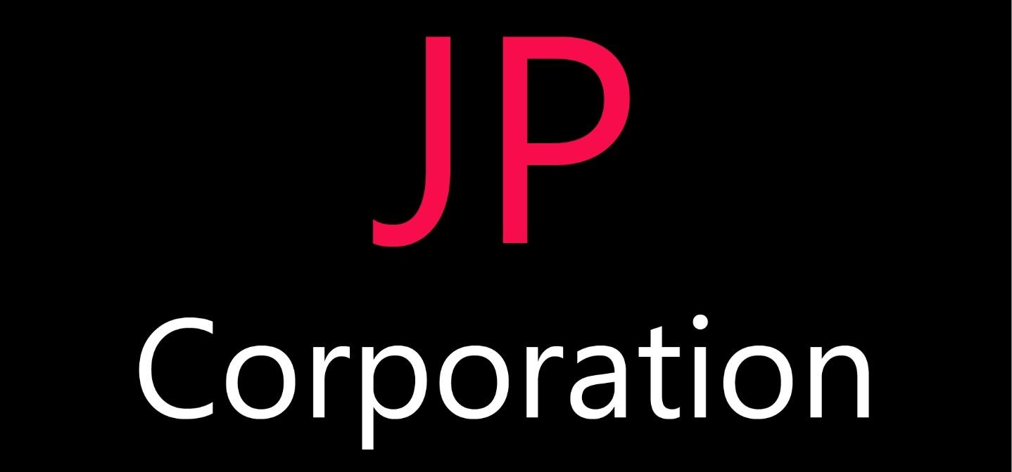 (주)제이피코퍼레이션의 기업로고
