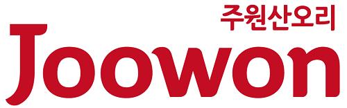 하림의 계열사 농업회사법인(주)주원산오리의 로고