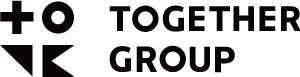 (주)투게더그룹의 기업로고