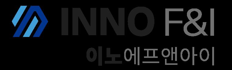 삼화페인트공업의 계열사 이노에프앤아이(주)의 로고