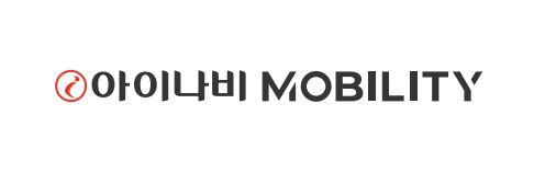 유비벨록스의 계열사 (주)아이나비모빌리티의 로고