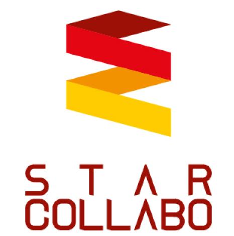 다산그룹의 계열사 (주)스타콜라보의 로고