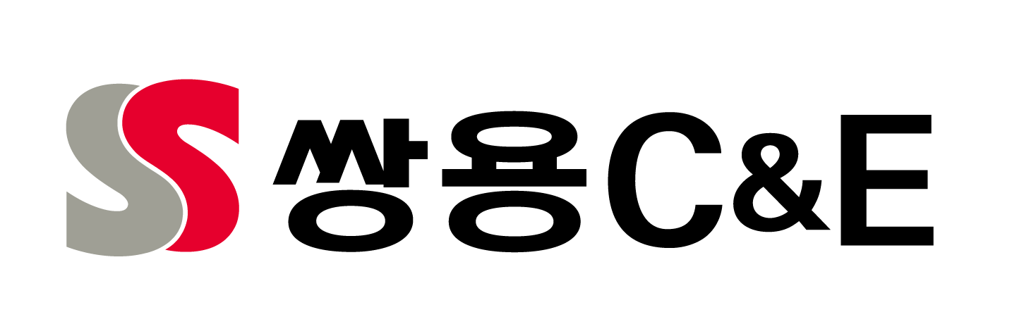 쌍용씨앤이의 계열사 쌍용씨앤이(주)의 로고