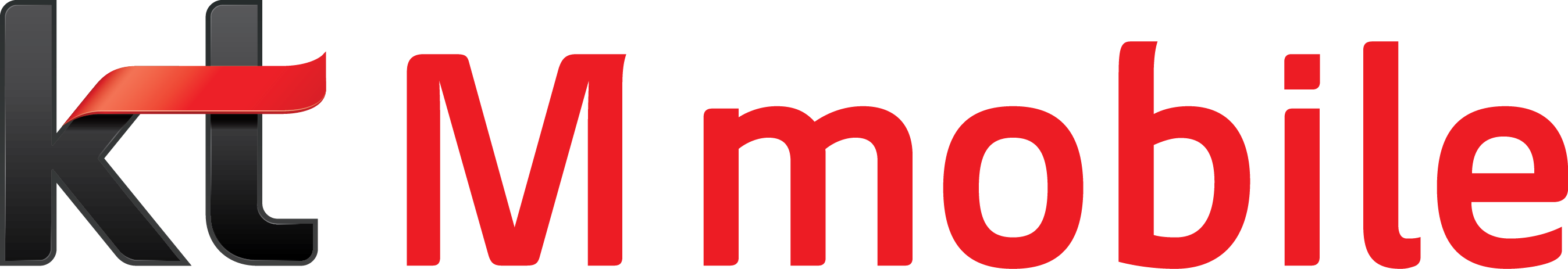 케이티의 계열사 (주)케이티엠모바일의 로고