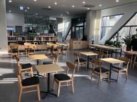 본사 1층 카페