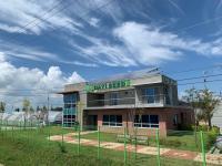 회사 건물 전경