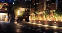 야간 회사전경