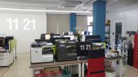 사무실 전경 4층