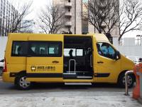 세이프스쿨버스차량